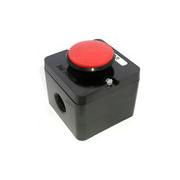 Блок кнопка пуск и стоп грибком schneider